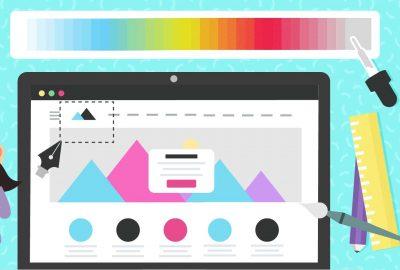 Sự ảnh hưởng của màu sắc trang web và thiết kế web đến người dùng